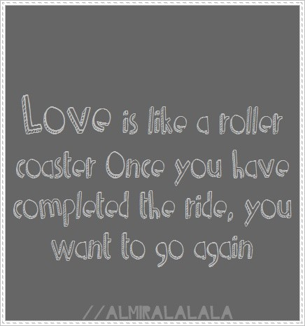 Love Is Like Quote 8 Picture Quote #1