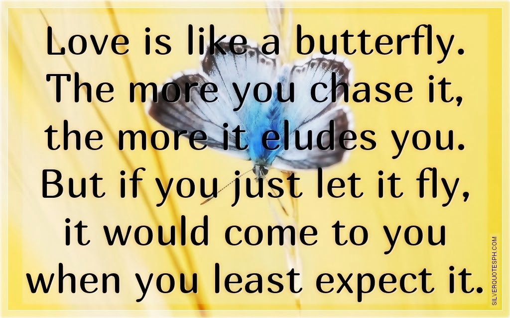 Love Is Like Quote 11 Picture Quote #1