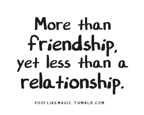 More Than Friends Quote | Quote Number 678709 | Picture Quotes