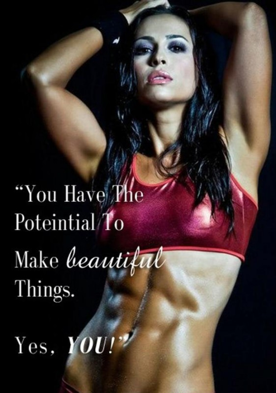 Motivational Quote For Women 1 Picture Quote #1