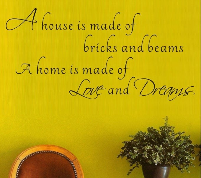 New Home Quote 6 Picture Quote #1