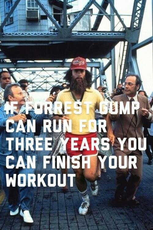 Funny Fitness Quote 4 Picture Quote #1