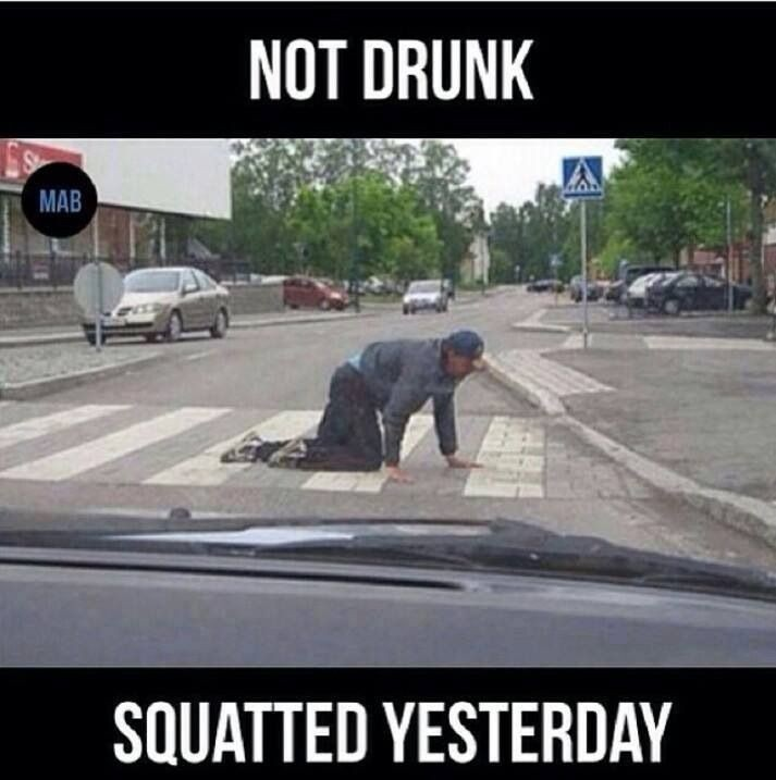 Funny Fitness Quote 15 Picture Quote #1