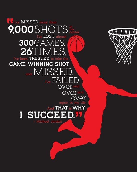 Famous Basketball Quote 3 Picture Quote #1