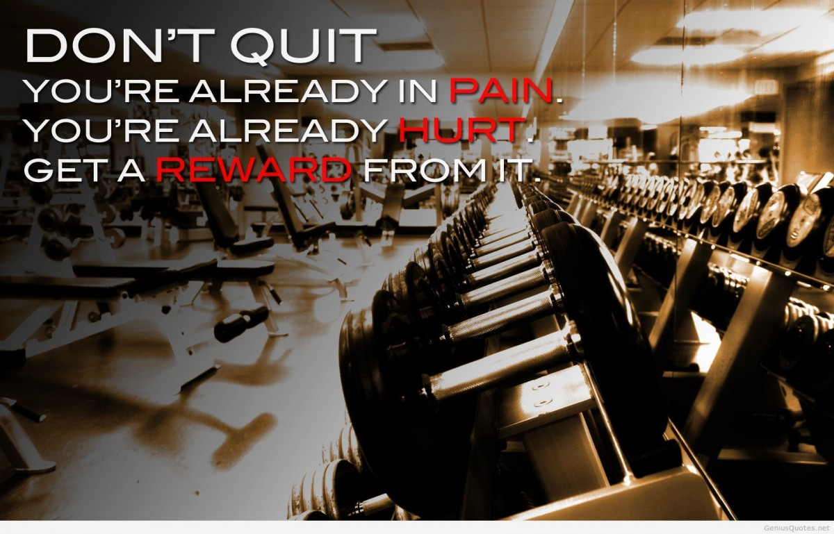 Bodybuilding Motivational Quote 2 Picture Quote #1