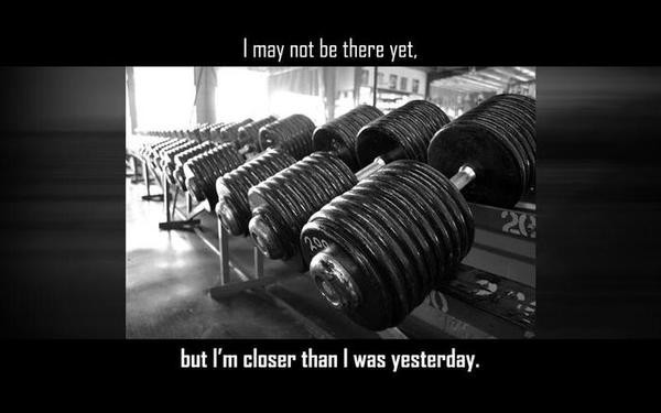 Bodybuilding Motivational Quote 6 Picture Quote #1