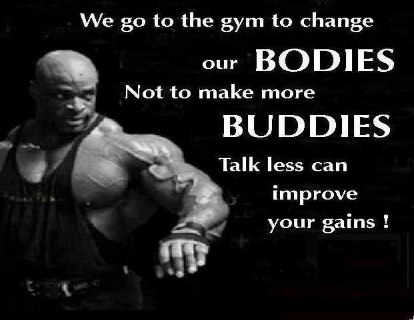 Bodybuilding Motivational Quote 19 Picture Quote #1