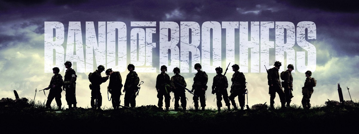 Band Of Brothers Quote 1 Picture Quote #1