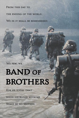 Band Of Brothers Quote 2 Picture Quote #1