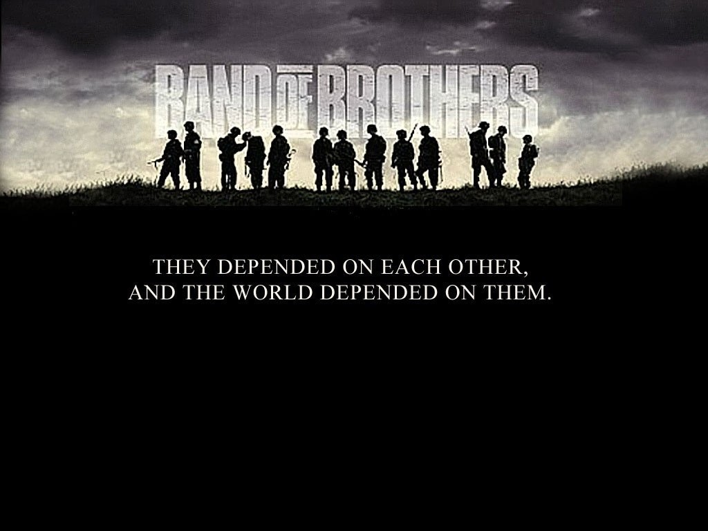 Band Of Brothers Quote 3 Picture Quote #1