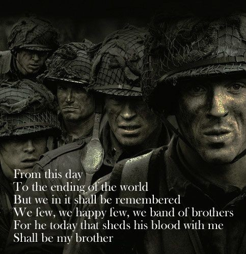 Band Of Brothers Quote 6 Picture Quote #1