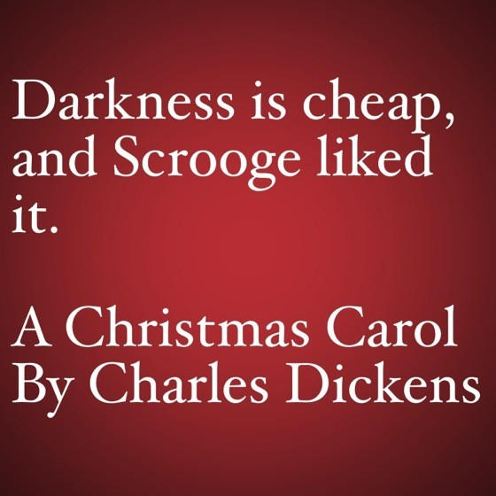 A Christmas Carol Quote 19 Picture Quote #1