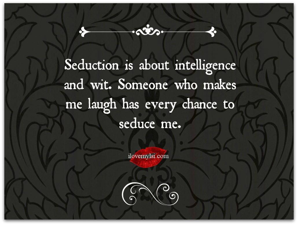Seduction Quote 1 Picture Quote #1