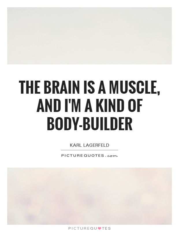 how to build brain muscle