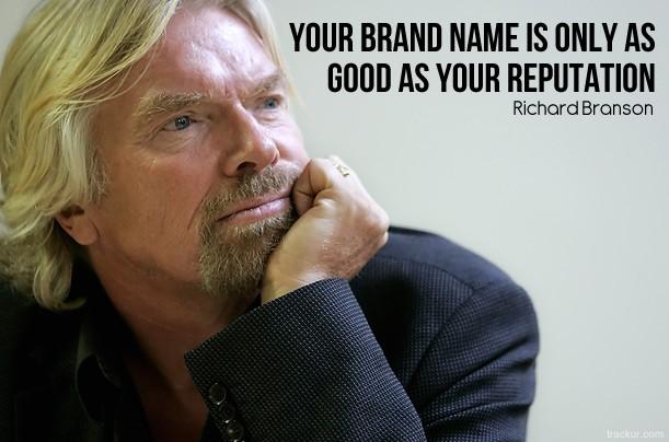 Good Reputation Quote 1 Picture Quote #1