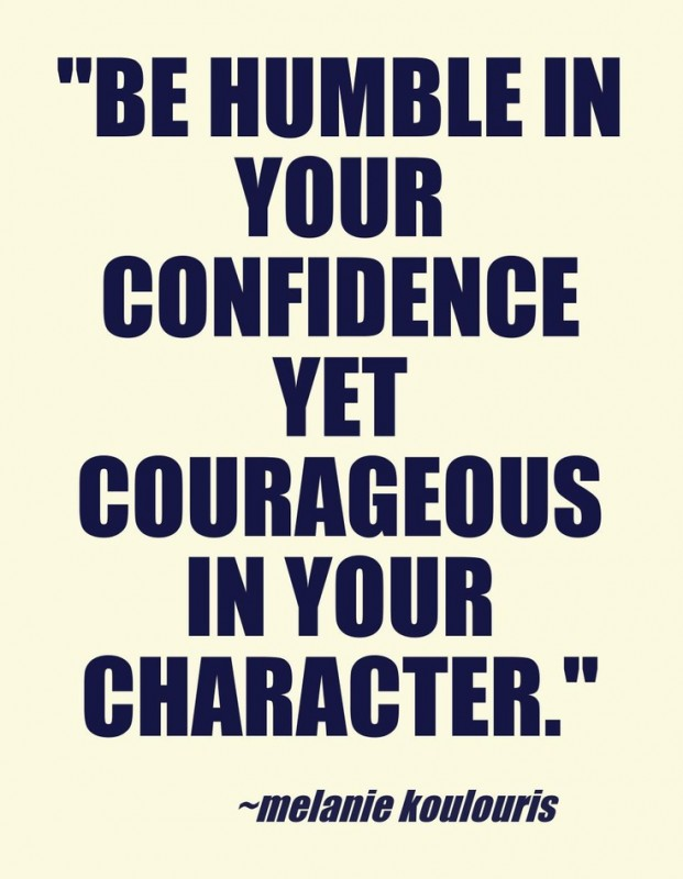 Courageous Quote 3 Picture Quote #1