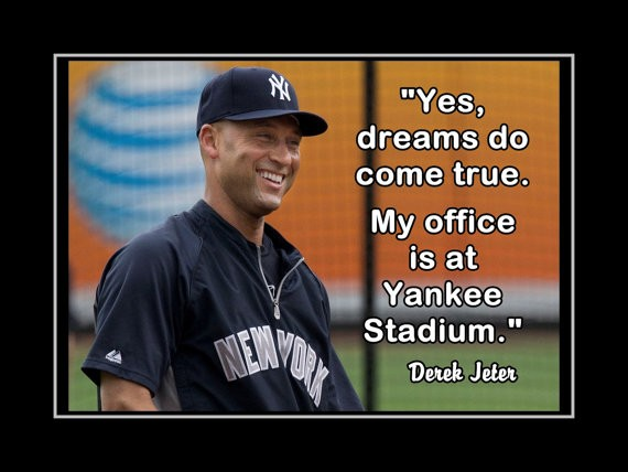 Inspirational Baseball Quote 1 Picture Quote #1