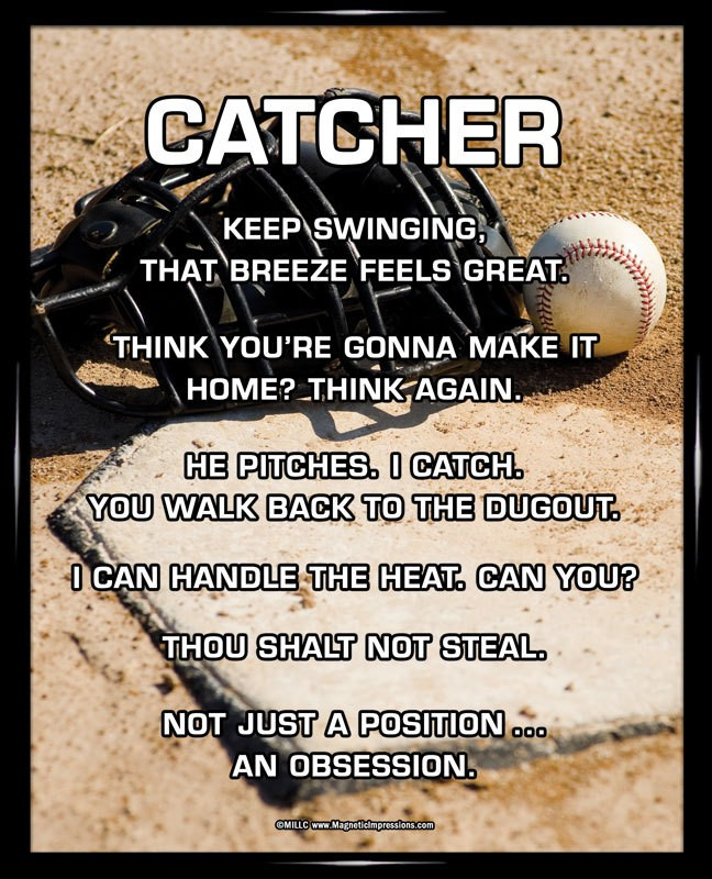 Inspirational Baseball Quote 5 Picture Quote #1