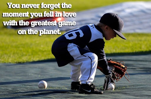 Inspirational Baseball Quote 6 Picture Quote #1