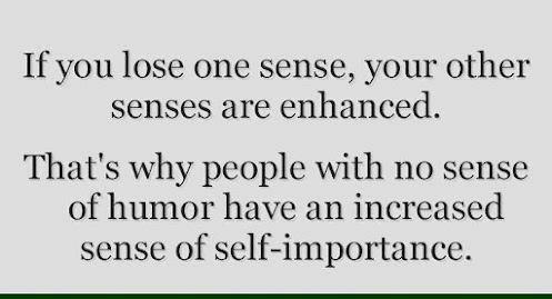 No Sense Of Humor Quote 1 Picture Quote #1