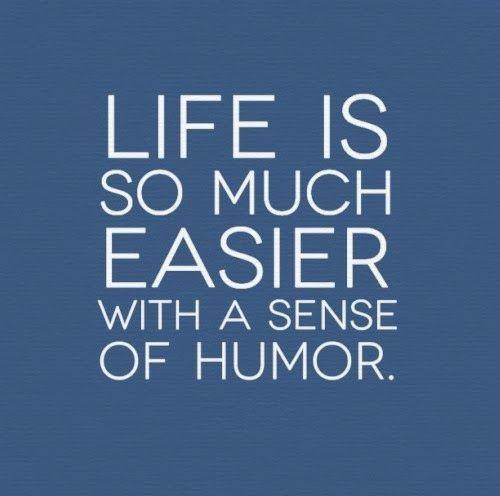 Sense Of Humor Quote 1 Picture Quote #1