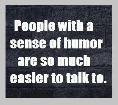 Sense Of Humor Quote 3 Picture Quote #1