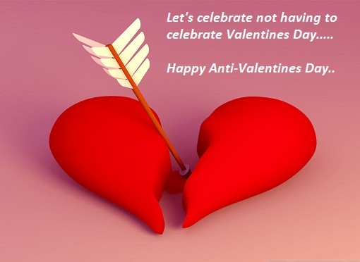 funny anti valentines day quote 2 picture quote 1 - Funny Anti Valentines Day Quotes