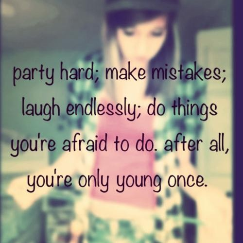 Teenage Life Quote 2 Picture Quote #1