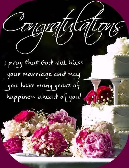 Wedding Congratulations Quote 7 Picture 1