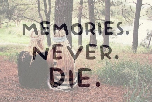 Old Memories Quote 3 Picture Quote #1