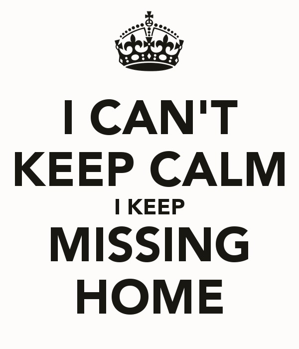 Missing Home Quote 2 Picture Quote #1