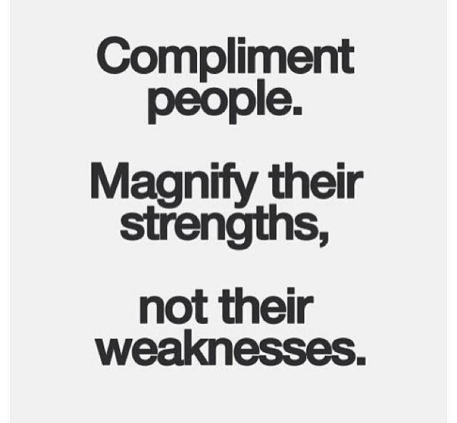 Nice Compliment Quote 2 Picture Quote #1