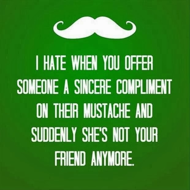 Funny Compliment Quote 1 Picture Quote #1