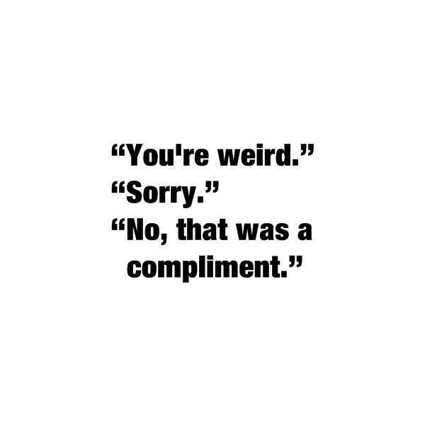 Compliment Quote 5 Picture Quote #1