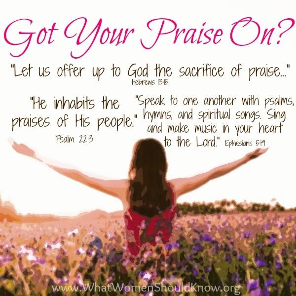 Praise Quote 2 Picture Quote #1