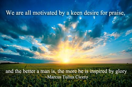 Praise Quote 4 Picture Quote #1