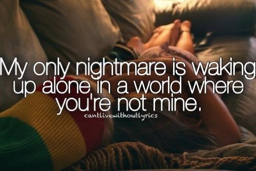Nightmare Quote 2 Picture Quote #1