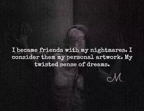 Nightmare Quote 5 Picture Quote #1
