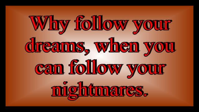 Nightmare Quote 8 Picture Quote #1