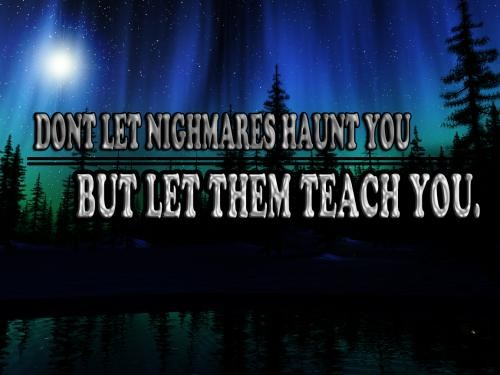 Nightmare Quote 10 Picture Quote #1