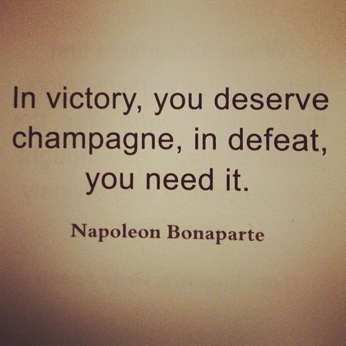 Champagne Quote 4 Picture Quote #1