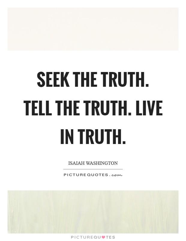 Isaiah Washington Quotes & Sayings (16 Quotations)