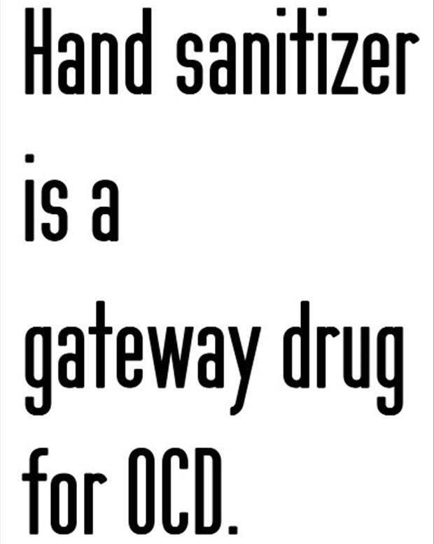 Ocd Cleaning Quote 1 Picture Quote #1