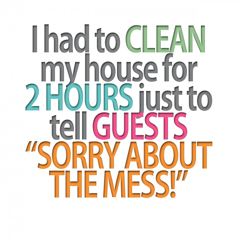 House Cleaning Quote | Quote Number 680897 | Picture Quotes