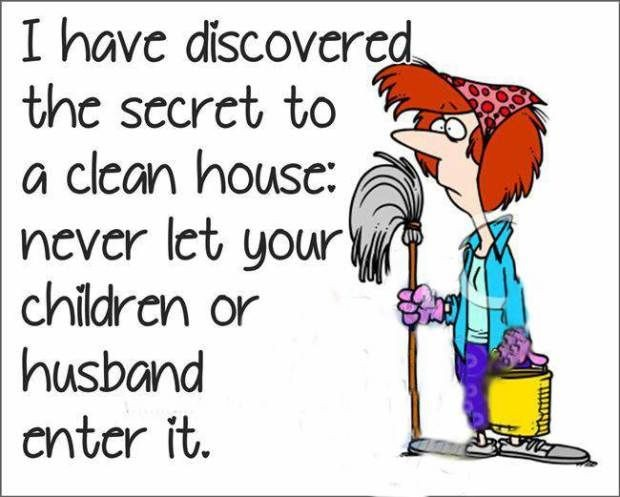 Cleaning Quote 10 Picture Quote #1