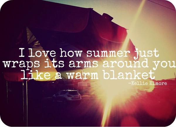 Delightful Summer Love Quotes