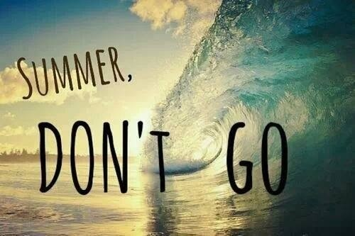 End Of Summer Quote 6 Picture Quote #1
