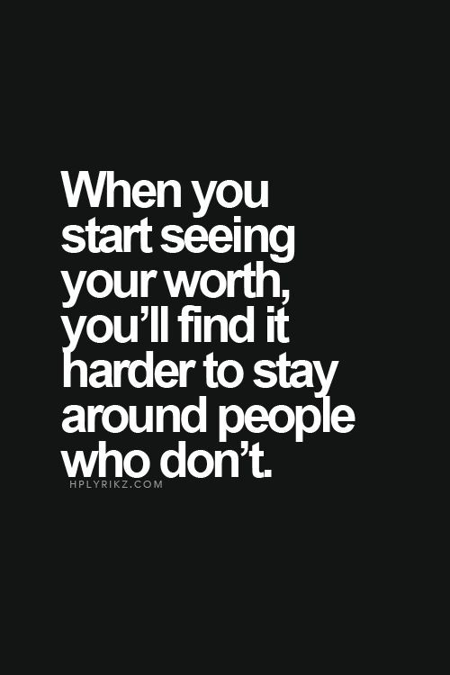 Know Your Worth Quote 2 Picture Quote #1