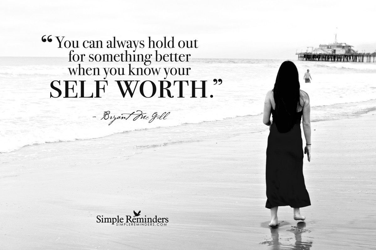 Know Your Worth Quote 12 Picture Quote #1