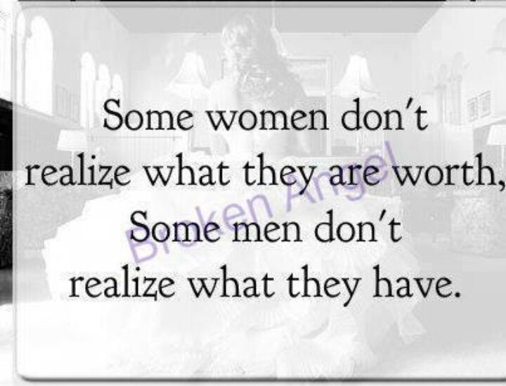 Women Know Your Worth Quote 3 Picture Quote #1